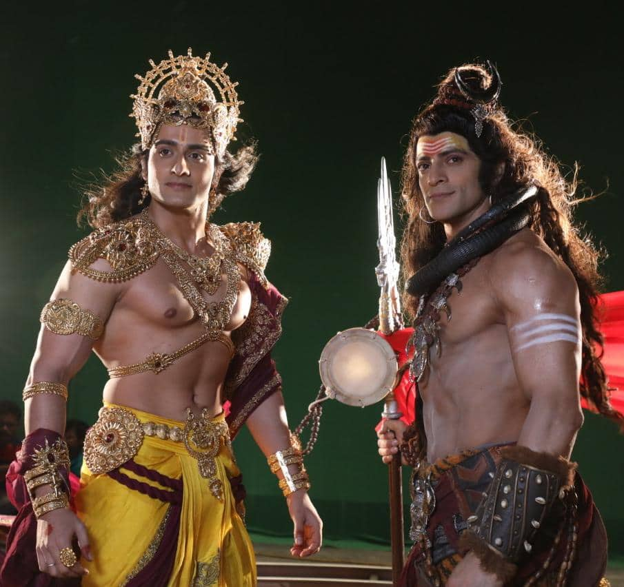 Namah-The New Star Plus Mythological Show Spends Nearly Rs. 30 Lakhs Per Episode On Its VFX!