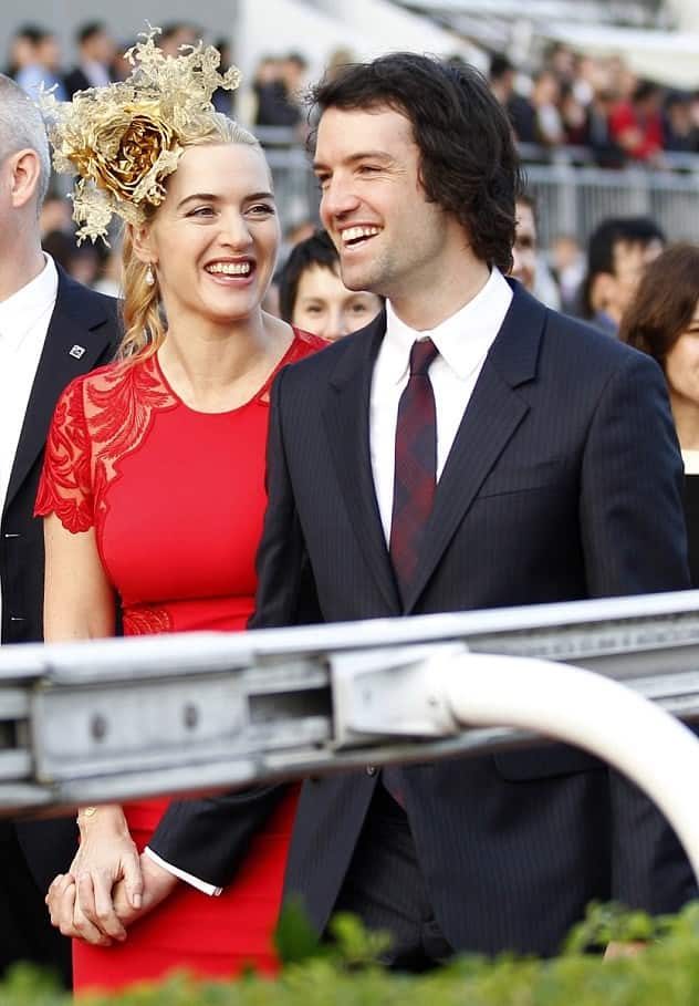 Here's Why Kate Winslet's Husband Changed His Name Not Once, But Twice