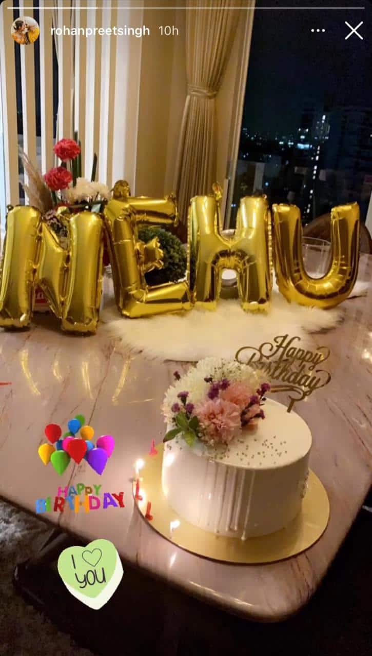 Neha Kakkar's Husband Rohanpreet Singh Pens A Sweet Note On Her Birthday; Calls The Singer His 'Queen'