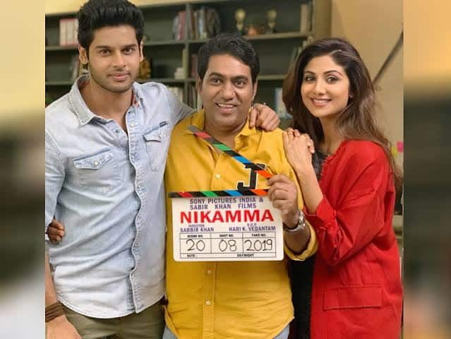 Shilpa Shetty Shares The First Look Of Nikamma, Also Announces The Release Date