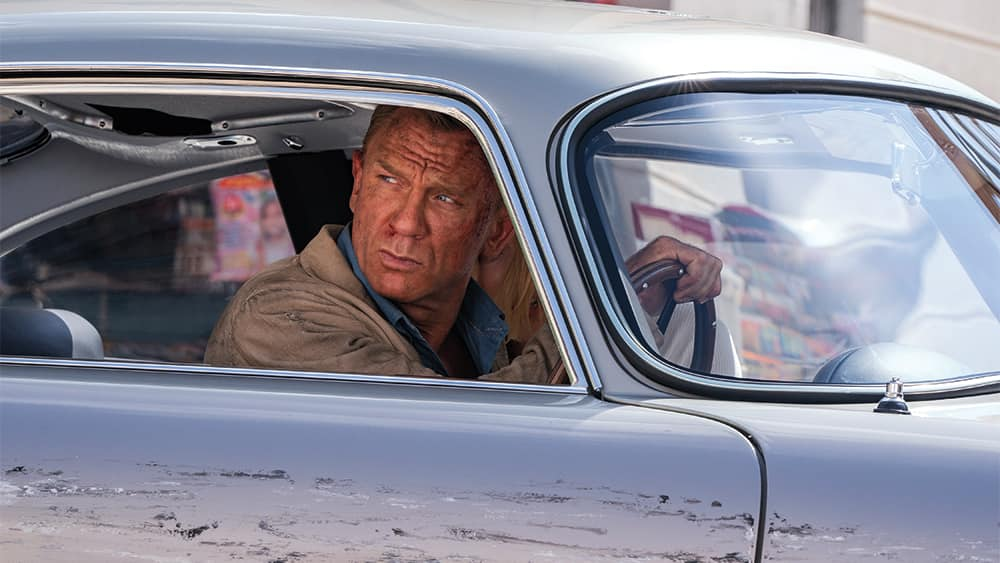 Daniel Craig's No Time To Die Release Postponed By 7 Months Due To Coronavirus Scare