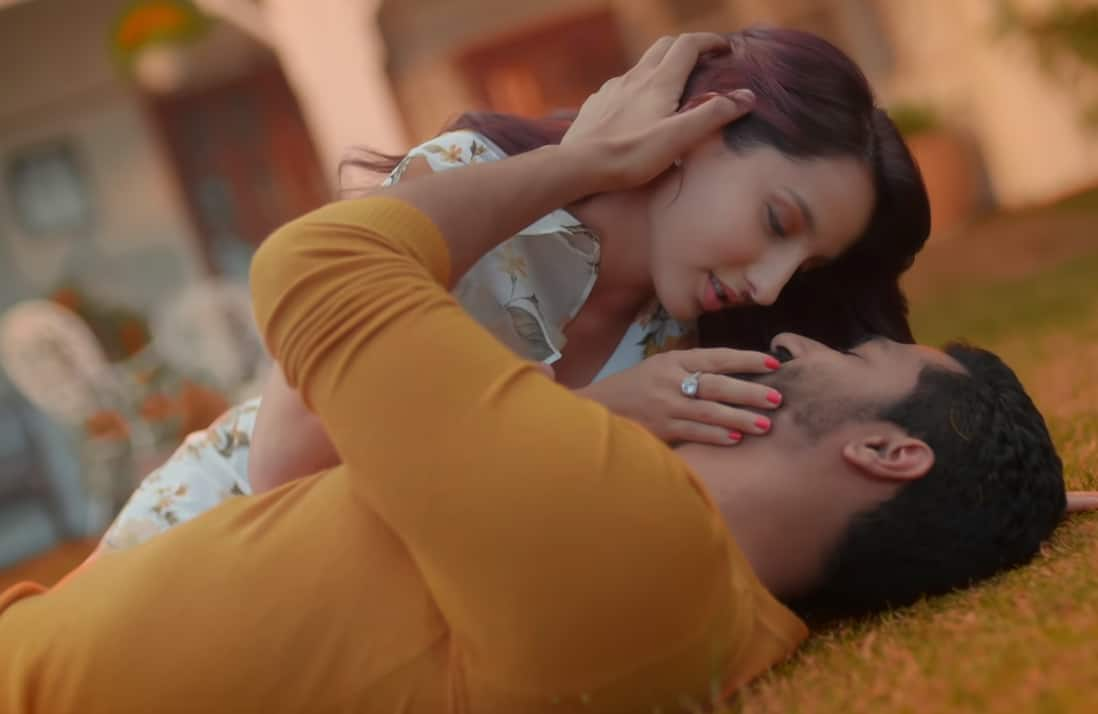 Vicky Kaushal And Nora Fatehi Share A Crackling Chemistry In Pachtaoge Teaser Will Not Make You Regret At All!