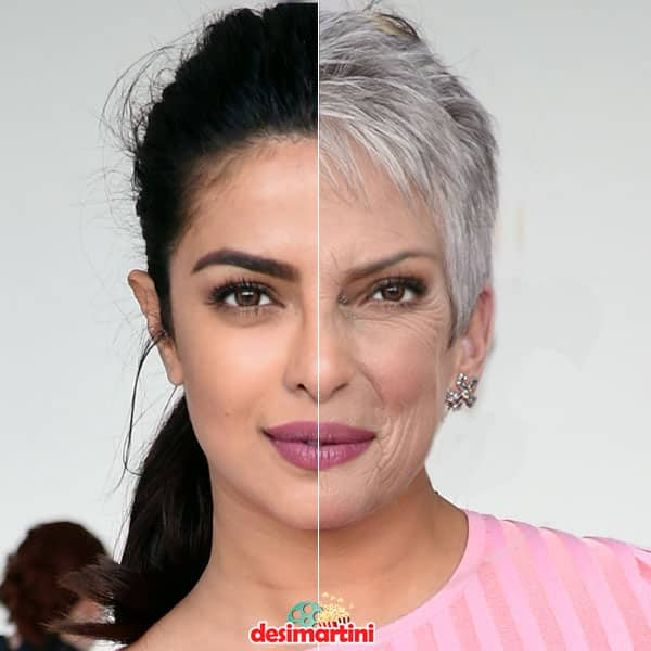 Here's How These 5 Bollywood Actresses Would Probably Look In Distant Future!
