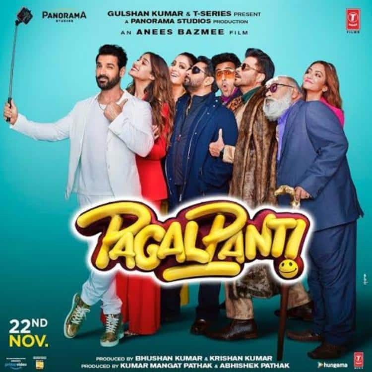 Pagalpanti Review: The John Abraham Starrer Leave No Stones Unturned To Kill Your Brain Cells And Bore You To Death