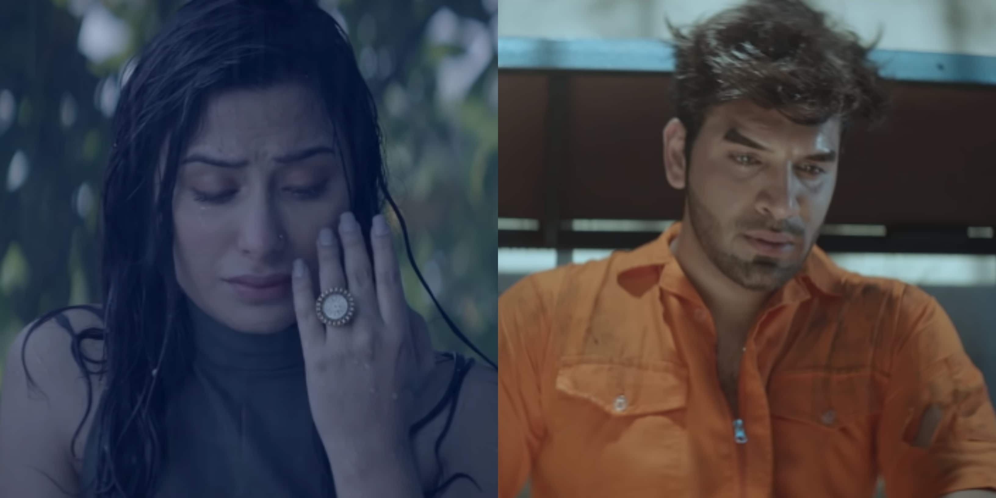 पारस छाबड़ा और माहिरा शर्मा के म्यूजिक वीडियो को आप दोबारा देखने की हिम्मत नहीं कर पाएंगे