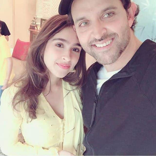 Hrithik Roshan's Cousin And Thespian Pashmina Roshan To Debut In Bollywood In 2020?