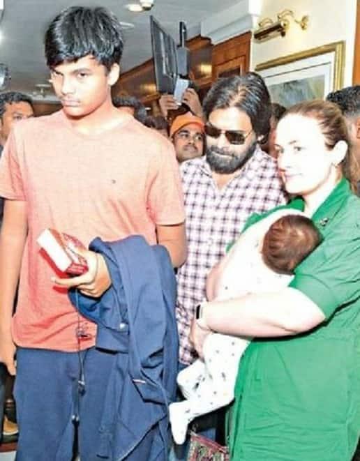 Power Star Pawan Kalyan's Ex Wife Renu Desai Engagement Starts A Twitter Circus We Have Not Seen Before