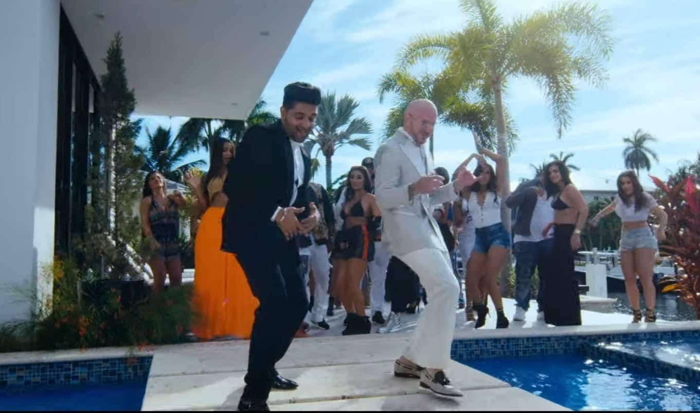 Watch: Pitbull And Guru Randawa's Collab Song 'Slowly Slowly' Would Make You Wish That They Didn't Ever Meet!