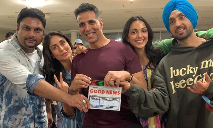 Akshay Kumar Shoots For A Good Newwz Song Despite Back Pain And Running A Fever