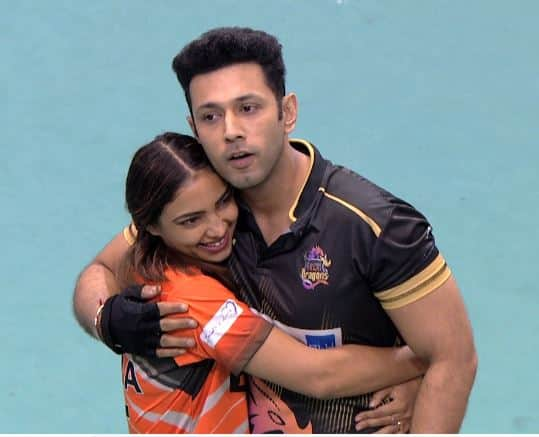 Pooja Banerjee And Sahil Anand Get The Title Of The Cutest couple in BCL!