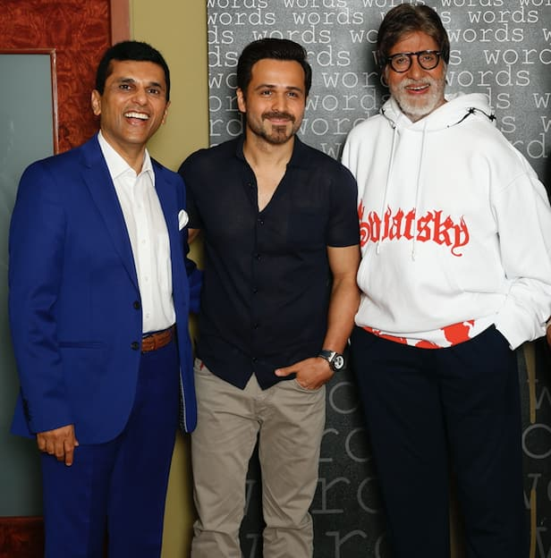Amitabh Bachchan And Emraan Hashmi's Untitled Mystery Thriller To Go On Floors From This Date