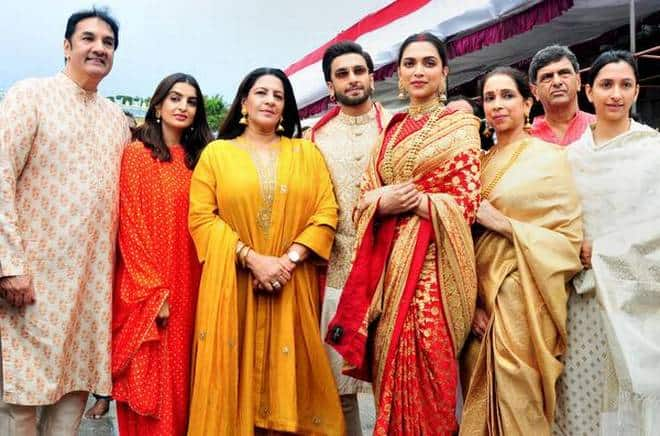 Ranveer Singh's Reply To Deepika Padukone Saying She Would Have Been Happy Marrying A South Indian Guy Is Simply So Ranveer Singh