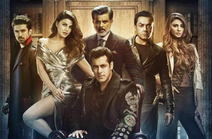 Salman Khan's Race 3 To Compete With These BIG 15 Action Thrillers Of Aamir, Shah Rukh, Akshay, Ajay in 100/200/300 Crore Club