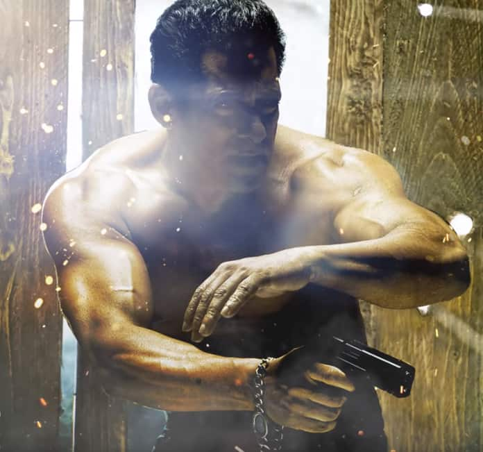 Check out Salman khan's bare-bodied look from Eid 2020 release 'Radhe'