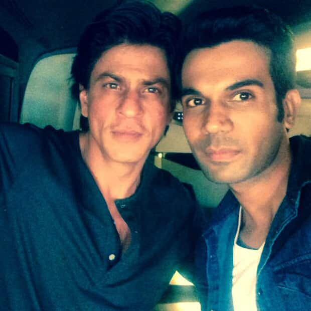 Rajkummar Rao Recalls Meeting Shah Rukh Khan For The First Time And It Is Just So Adorable