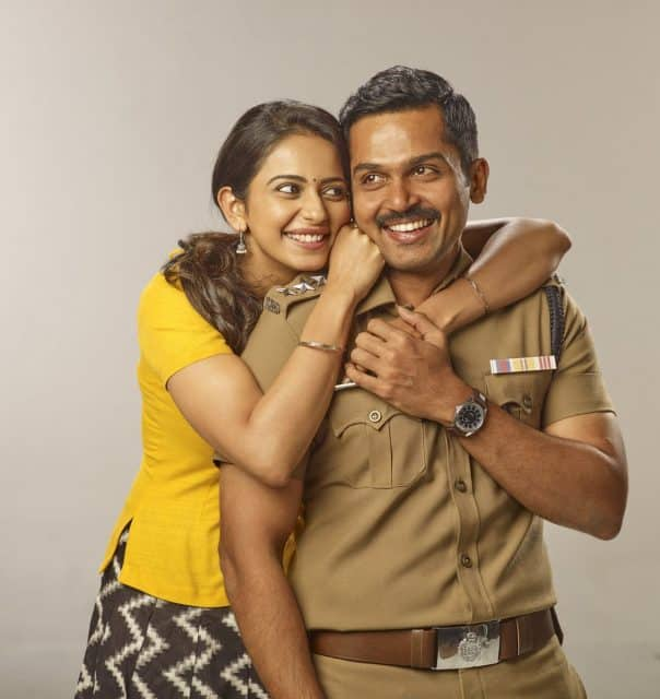 Karthi To Gear Up For Some Action In His Next