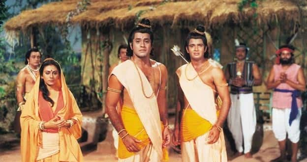 Ramayan Star Dipika Chikhlia Shares A Still From The Show; Says She Was Reborn When She Played Sita's Role