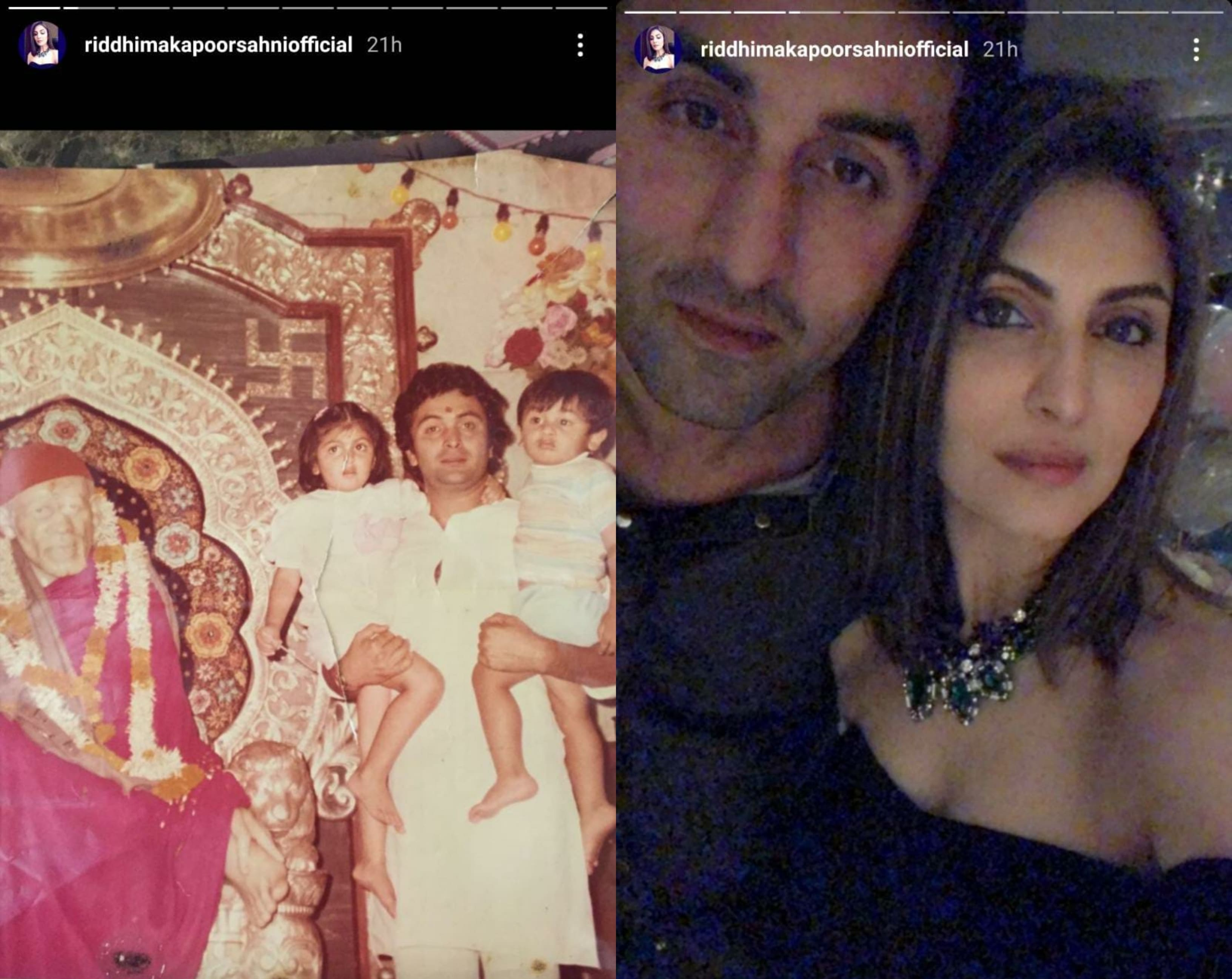 Ranbir Kapoor's Sister Riddhima Shares An Adorable Birthday Post For The Actor; Calls Him '38 And Fab'