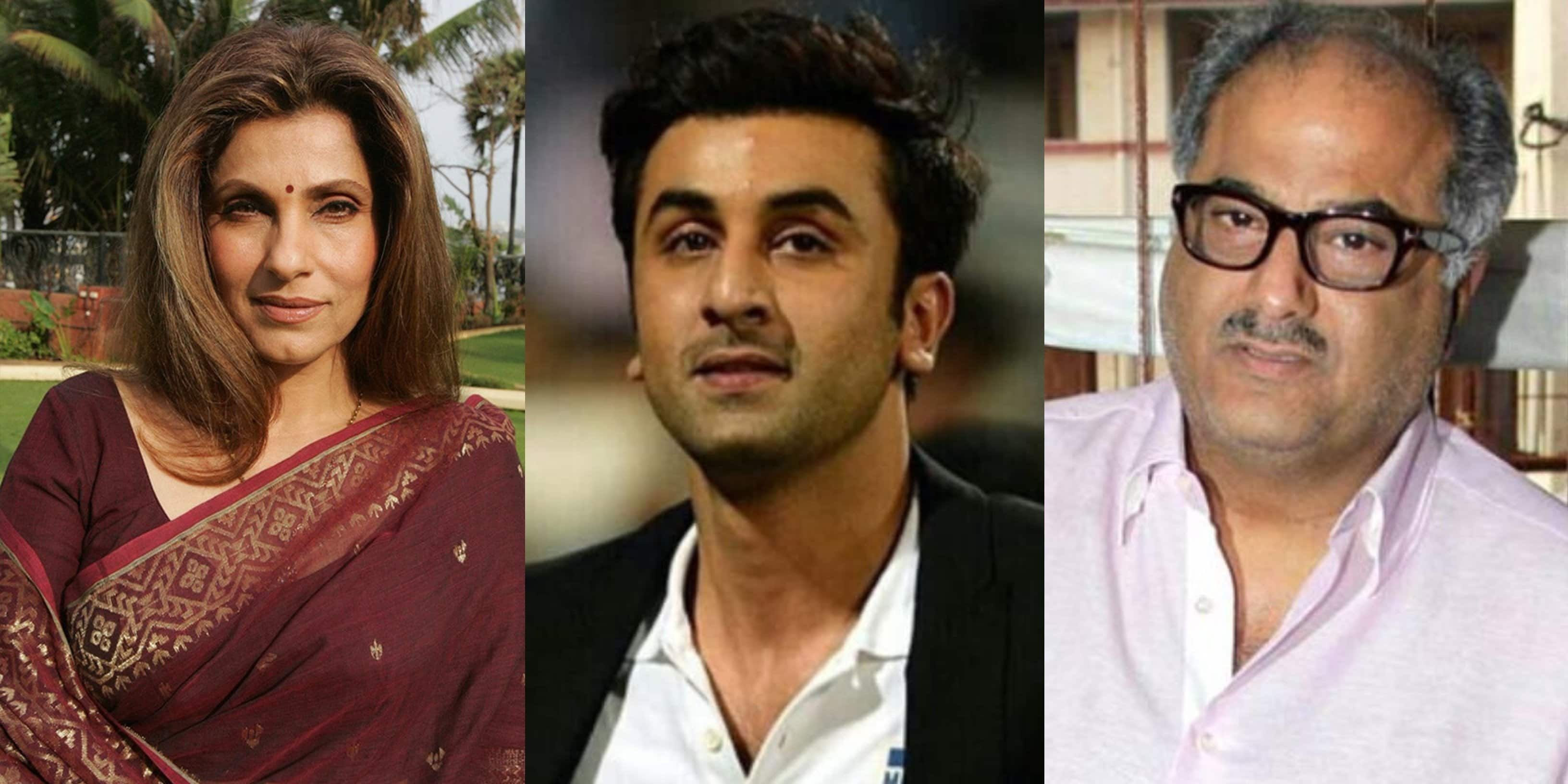 Boney Kapoor Reveals He Agreed To Play Ranbir's Father In Luv Ranjan's Next Because Of Son Arjun