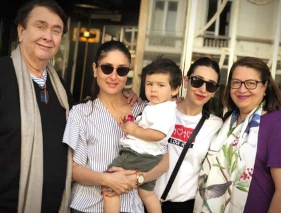 Randhir Kapoor Has No Clue How He Contracted COVID-19; Confirms Kareena, Karisma And Babita Tested Negative
