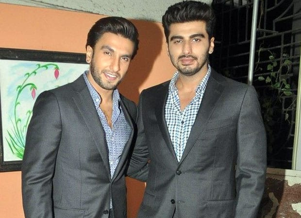 Arjun Kapoor would love to reunite with Gunday co-star Ranveer Singh for a film; Says 'It's inevitable'