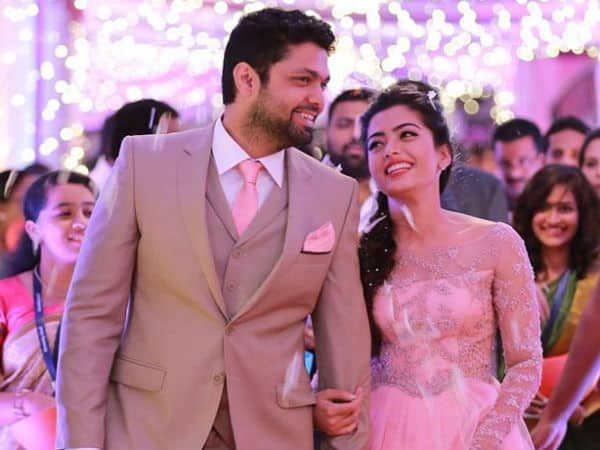 Rashmika Mandanna And Rakshit Shetty Breaks Off Engagement?