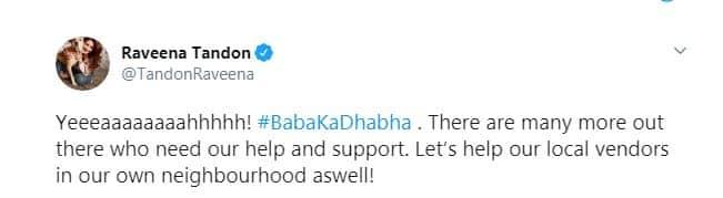 Swara Bhasker, Raveena Tandon Celebrate As Customers Flood Baba Ka Dhaba After Crying Video Of Elderly Couple Goes Viral