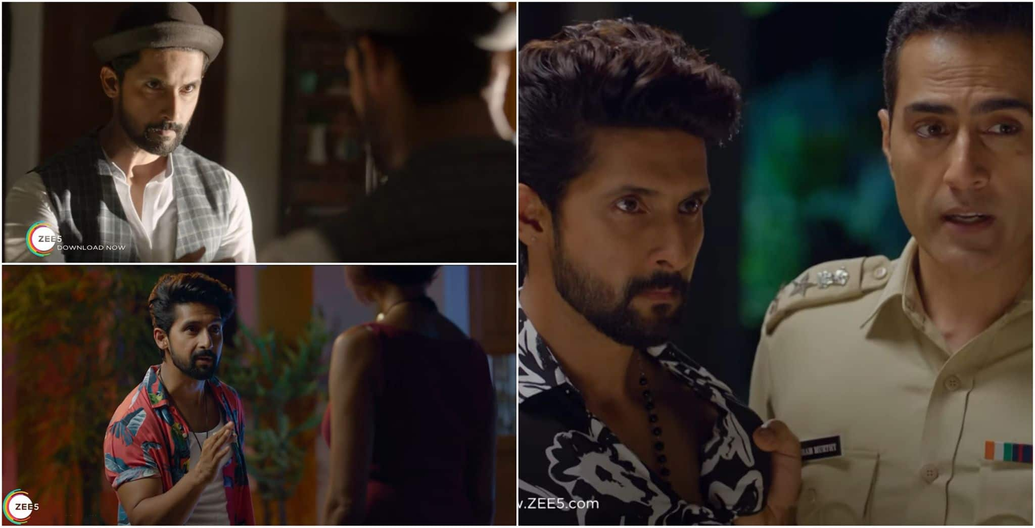 Jamai 2.0 Trailer: Nia Sharma, Ravi Dubey And Achit Kaur's Webseries Gets Bolder, Creates Perfect Suspense  And Thrill!