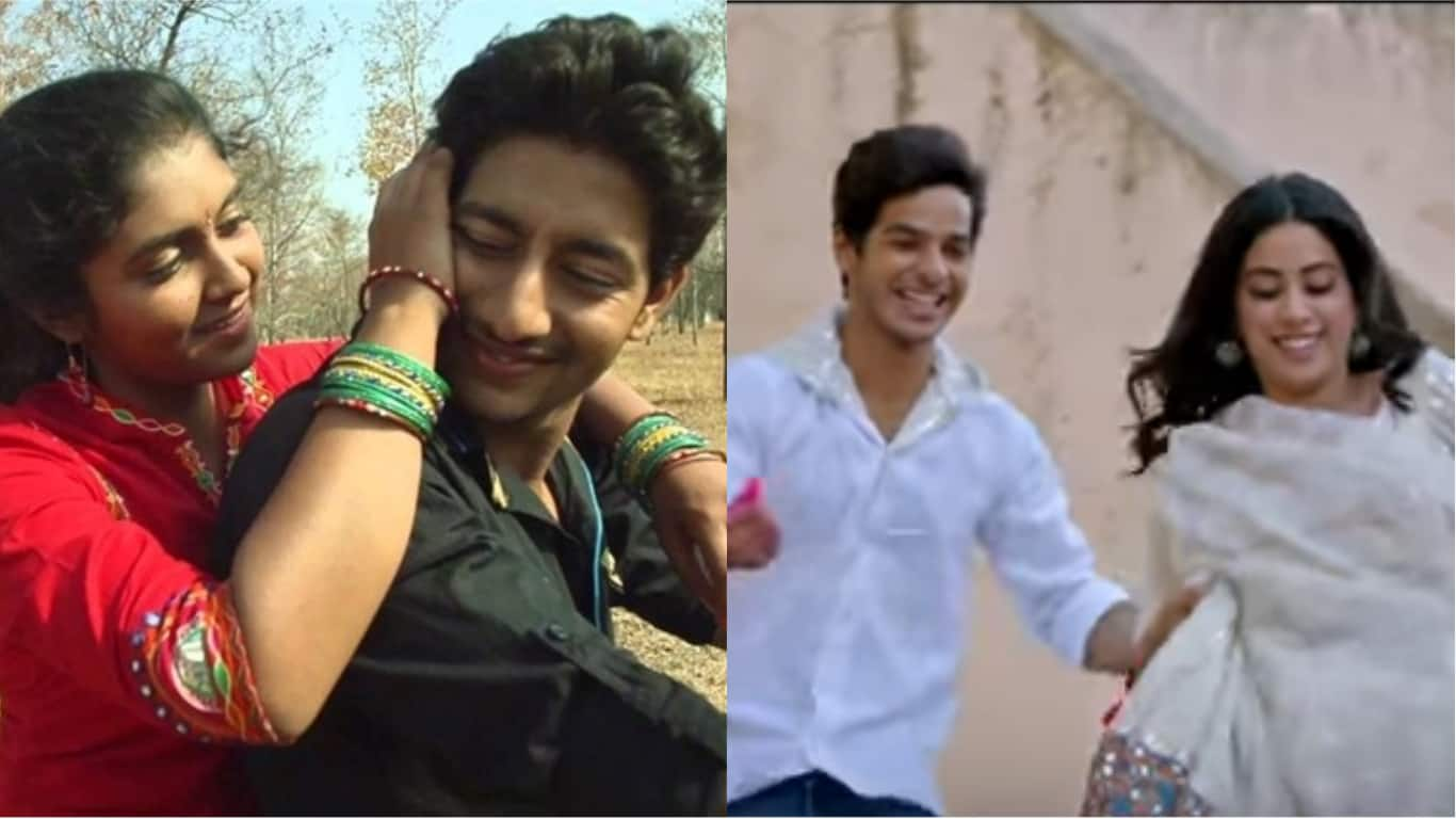 These Differences Between Sairat And Dhadak Is Surprising Beyond Our Comprehension