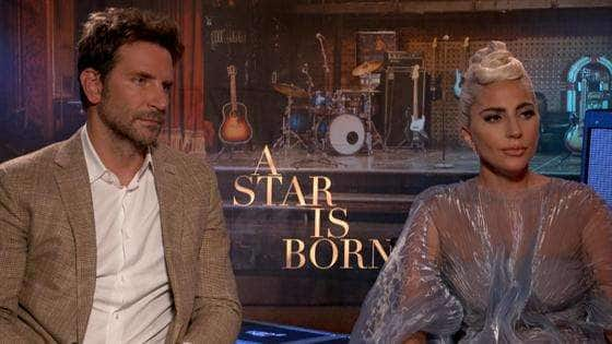 A Star is Born: Gaga Talks About Instant Connect With Cooper
