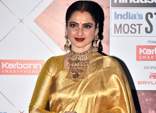 Rekha To Submit Her Own COVID-19 Test Reports To BMC After Her Security Guard Tests Positive, Javed Akhtar's Staff Tested Too