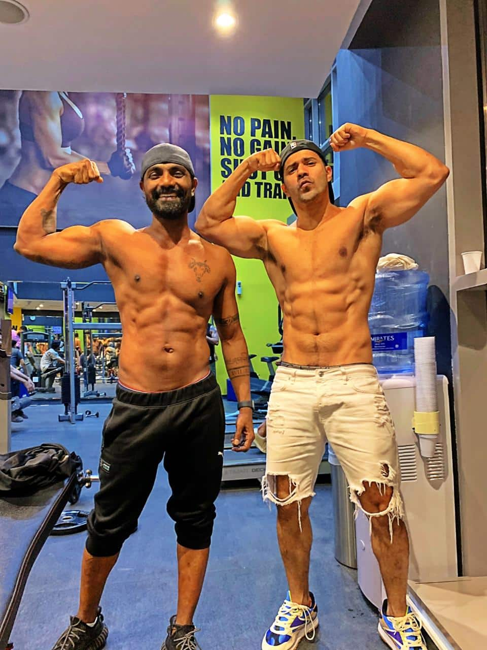 Varun Dhawan And Director Remo D'Souza All Set For Second Schedule Of Street Dancer 3D