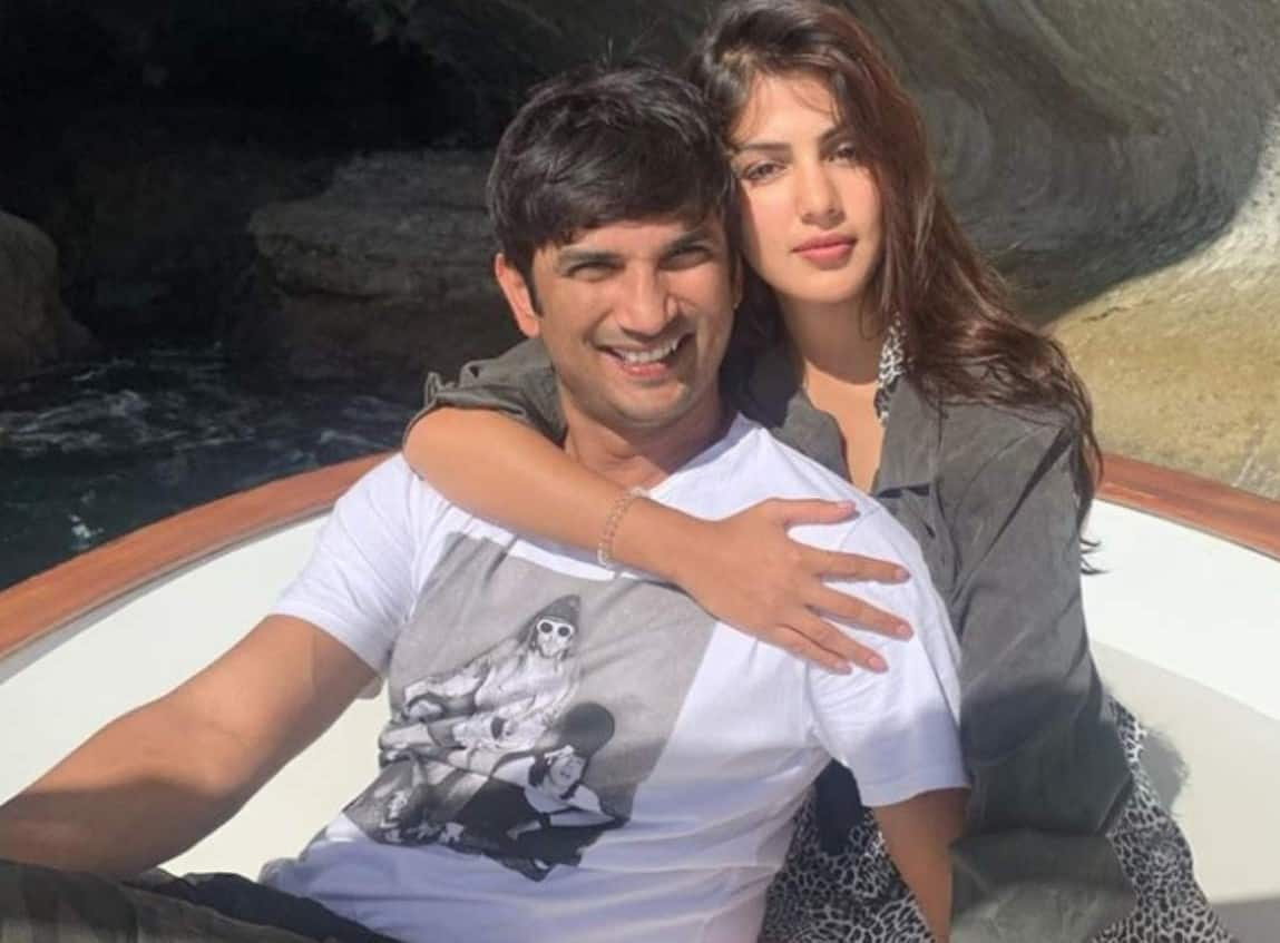 Rhea Chakraborty Was With Sushant Till The End, Says Rumy; Slams Trolls For Calling Her A Gold Digger