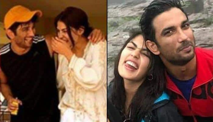 Rumy Jafry Opens Up About Sushant Singh Rajput And Rhea Chakraborty's Relationship Status