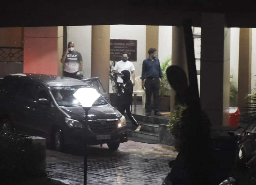 Sushant Singh Rajput Death: Rhea Chakraborty Grilled By The CBI For Nine Hours On Third Day
