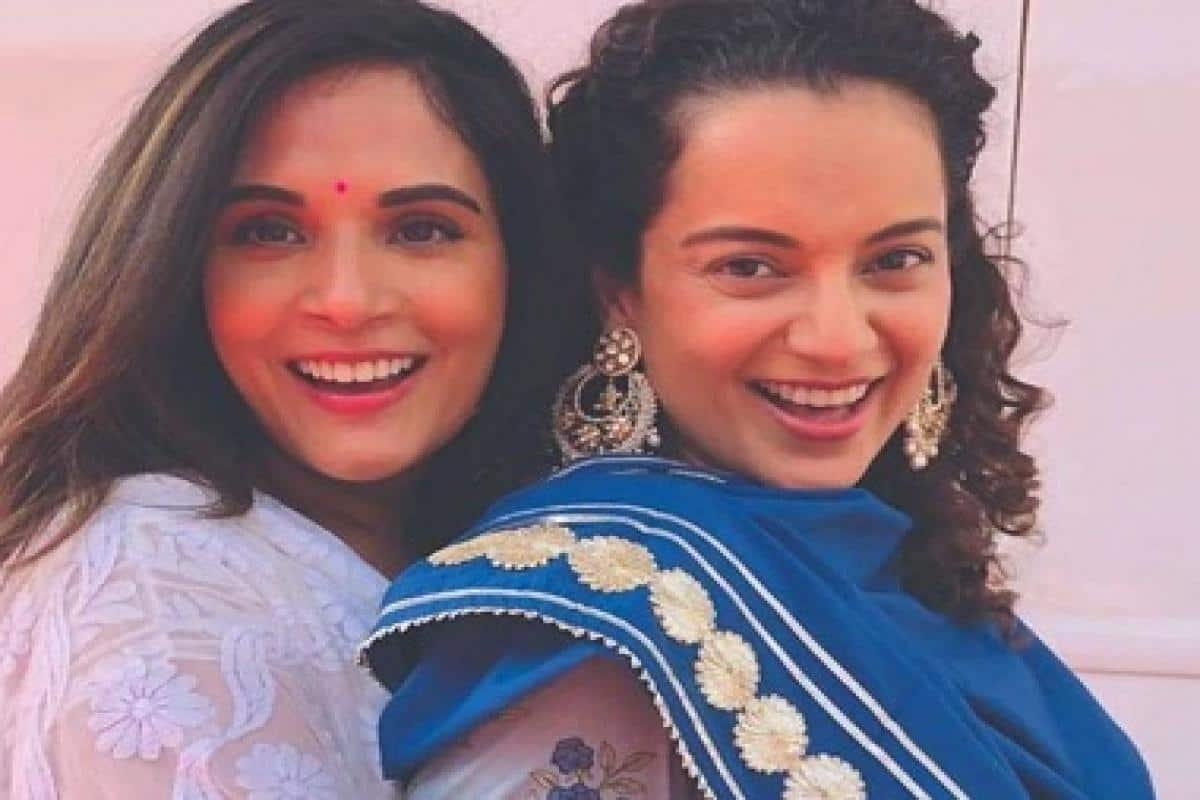 Richa Chadda On Working With Kangana Ranaut In Panga: It Is Not Necessary That Your Wavelengths, Thoughts Match
