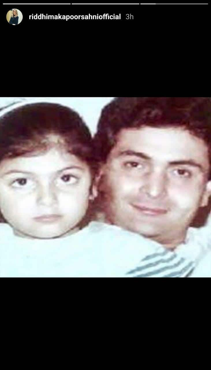 Rishi Kapoor, Neetu And Ranbir Look Adorable In Unseen Family Photos Shared By Riddhima; Take A Look