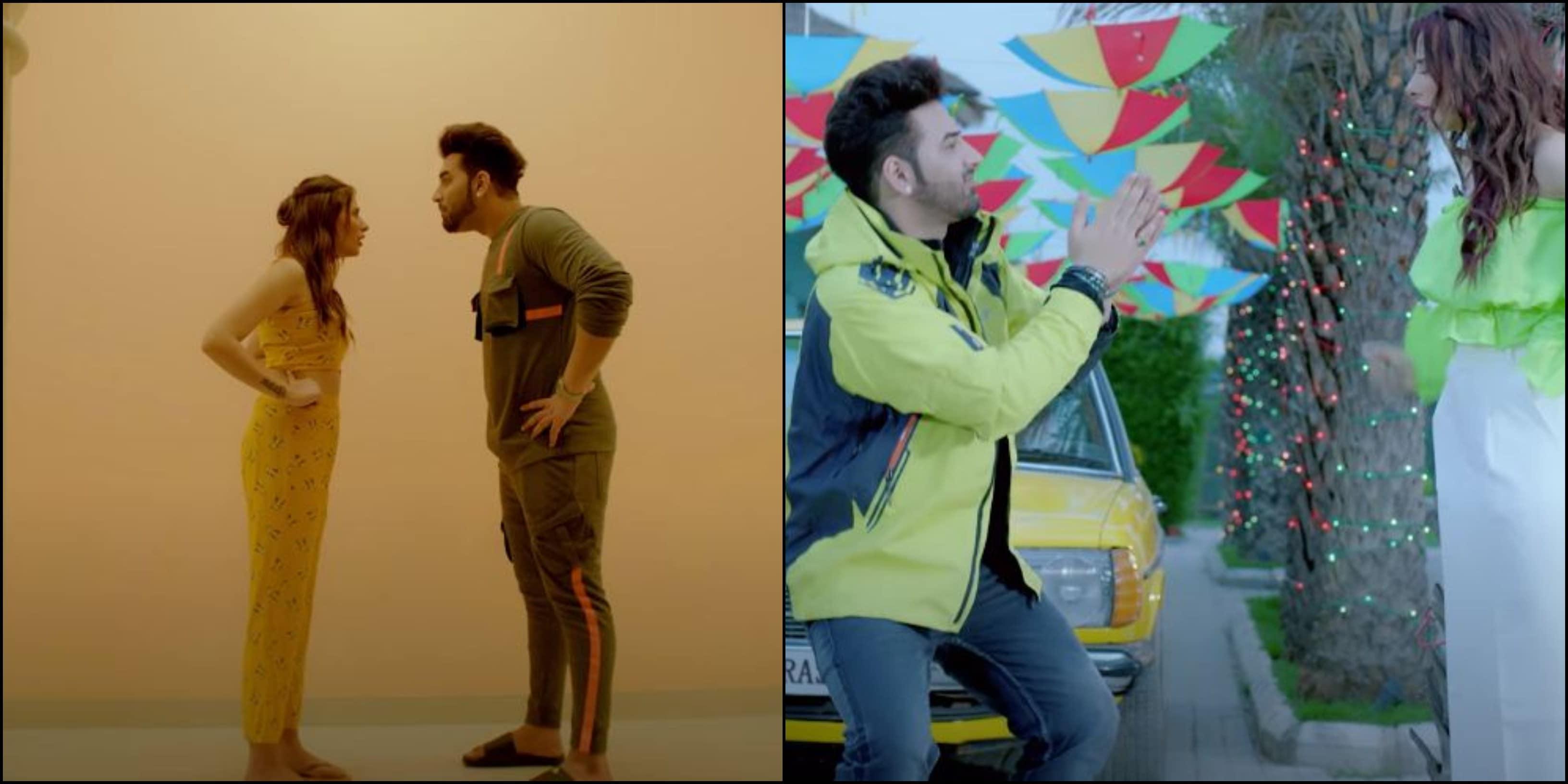 Ring: Paras Chhabra And Mahira Sharma's Chemistry Will Impress You, Unlike The Music Video; Watch