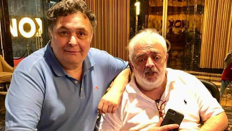 One Year Ago Today, Rishi Kapoor Shared The Good News That He Was Cancer Free, Exactly A Year Later We Lost Him To It