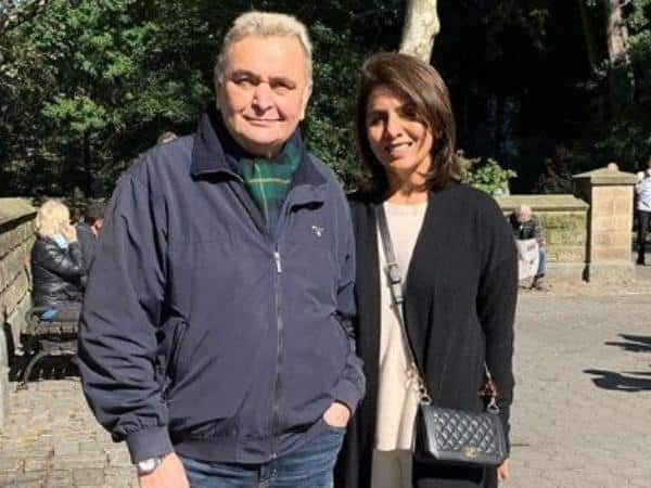 Rishi Kapoor Finally To Land In India, With Wife Neetu Kapoor, On His Birthday!