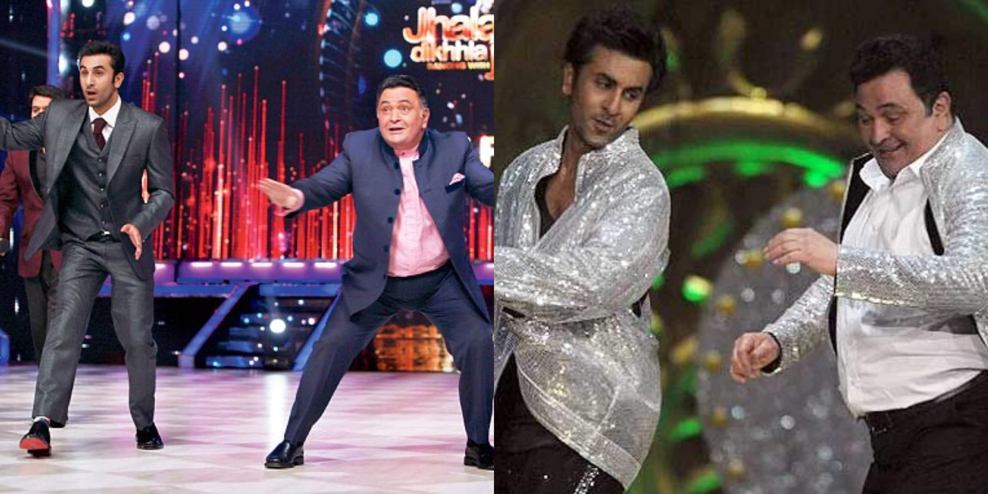 Rishi Kapoor Taught Son Ranbir Kapoor To Respect Work; Inspired Him With His Enthusiasm And Approach To Roles