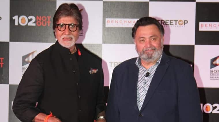 Amitabh Bachchan Remembers Rishi Kapoor; Says 'No One Could Lip-Sync A Song As Perfectly As Him'