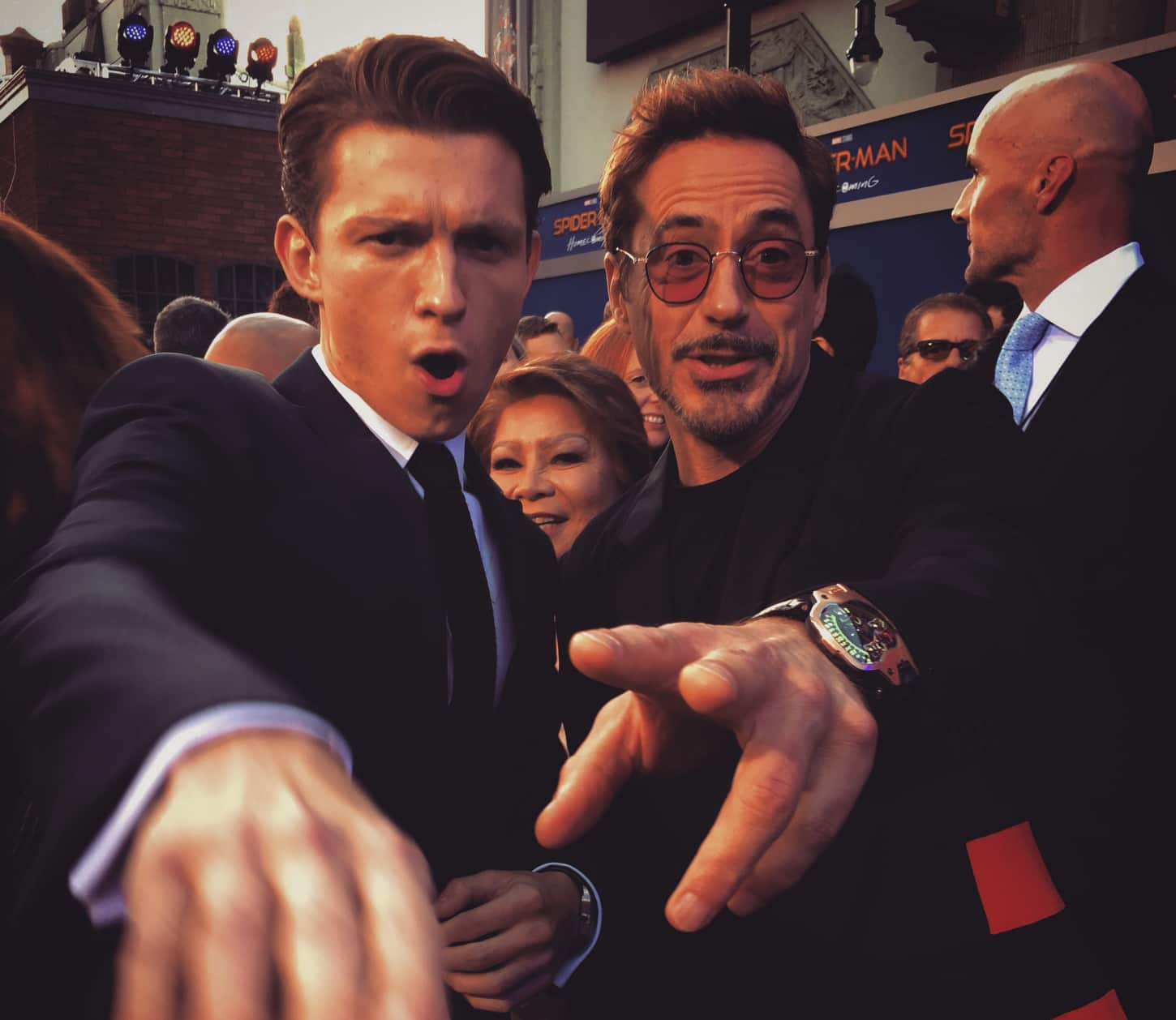 Tom Holland Is A Robert Downey Jr Fan Boy, Says 'He Holds A Special Place In My Life Like Mr Stark Does In Spider-Man's Journey'