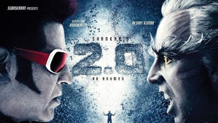 Here Is How Rajinikanth's 2.0 Has Already Broken Baahubali: The Conclusion's Record!