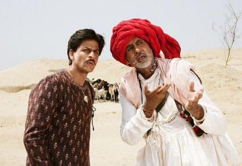5 Times Amitabh Bachchan And Shah Rukh Khan Proved Their Bond Is As Strong As Their Stardom