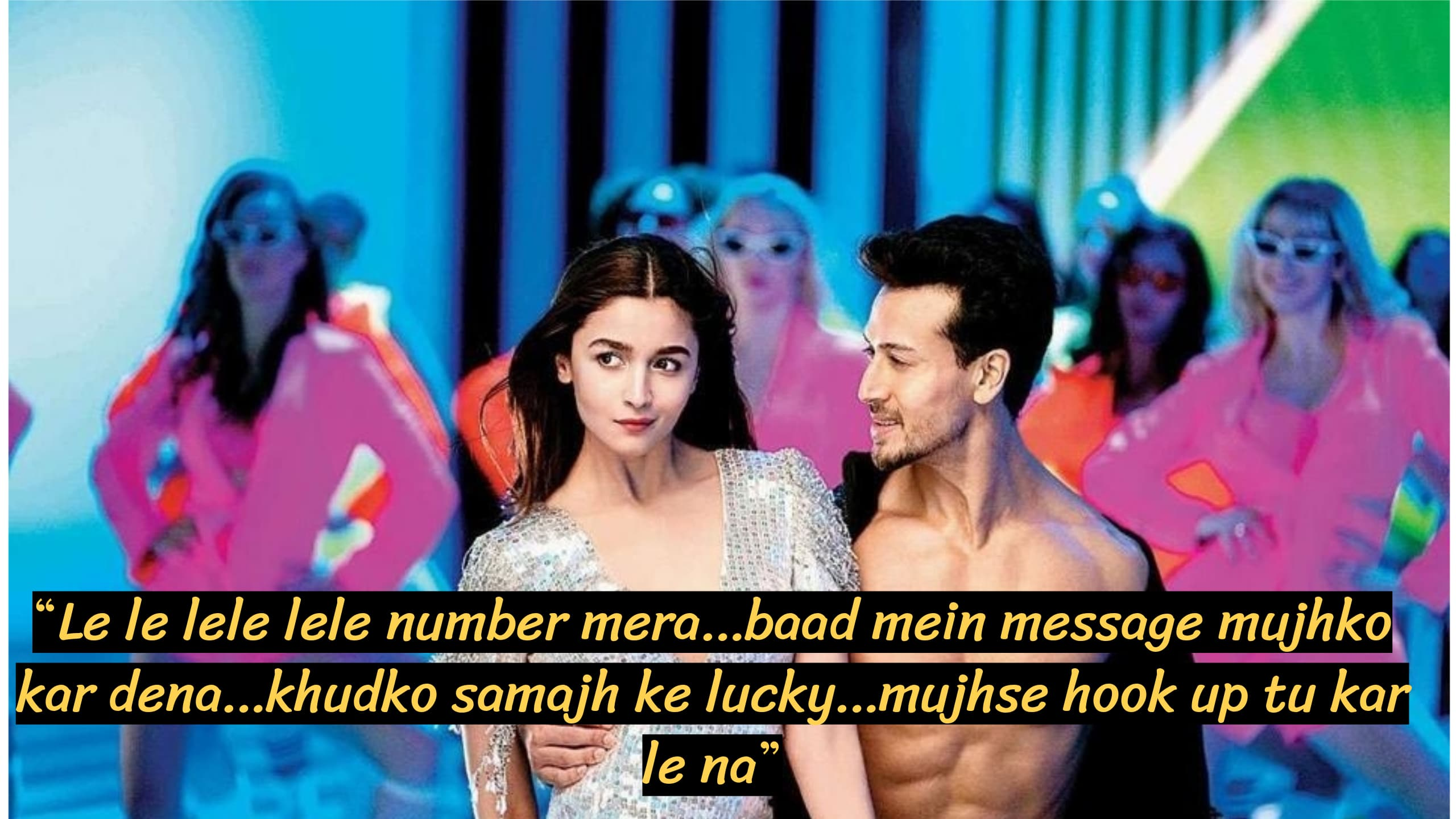 Lyrics Of SOTY 2 Songs Prove That There Is A Lyricist Strike Going On In Bollywood That No One Is Telling Us About
