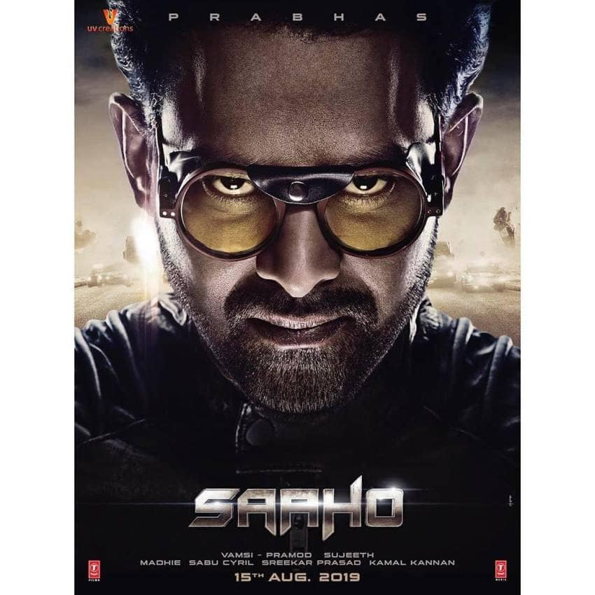 Prabhas' fierce and action avatar is unmissable — Saaho New Poster