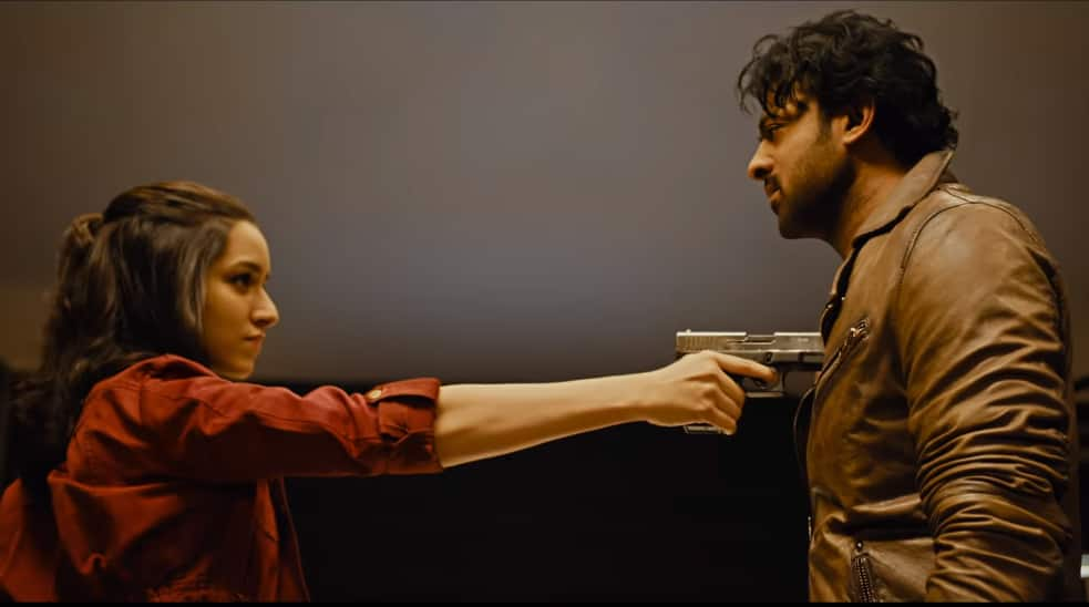Saaho Trailer: The Prabhas-Shraddha Starrer Cop-Gangster Drama Promises Much More Than High Octane Action Sequences!
