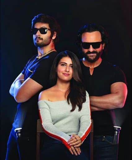 Saif Ali Khan Is All Set To Star In A Horror Comedy Bhoot Police, But Here's Proof That It's Not His First!