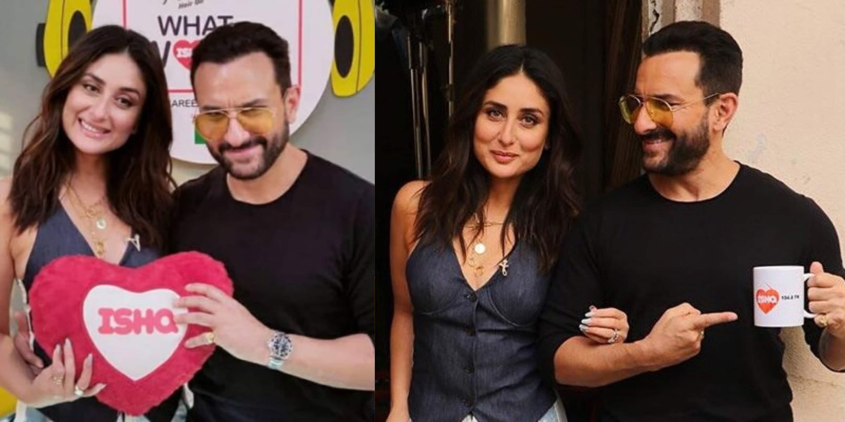Saif Ali Khan Reveals He Got This Advice From Rani Mukerji When He Started Dating Kareena Kapoor Khan